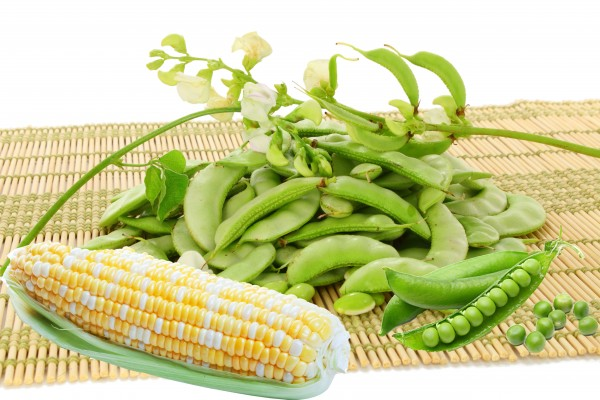 Beans, Peas and Corn